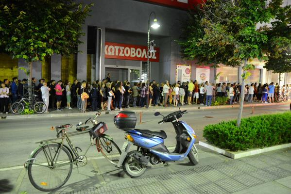 Greece Financial Meltdown