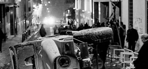 Greek Economic Riot - Photo by Ggia
