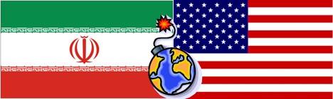 Iran - United States - Public Domain