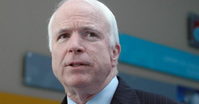 John McCain - Public Domain