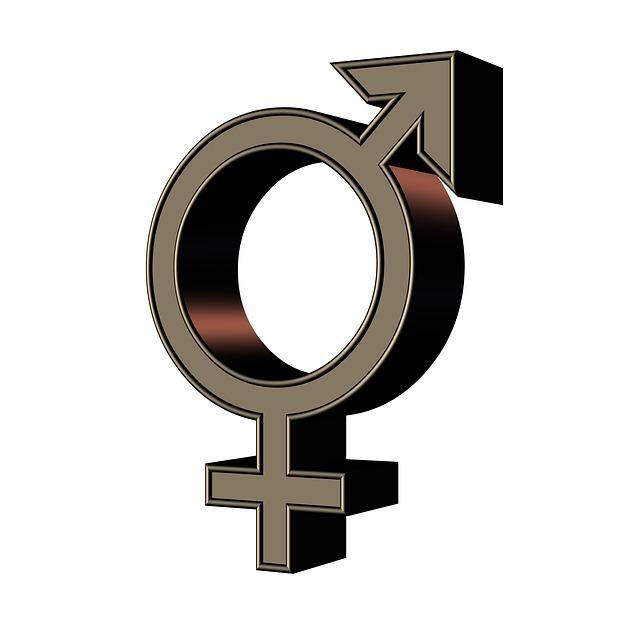 Male Female - Public Domain