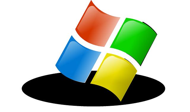 Microsoft Windows - Public Domain