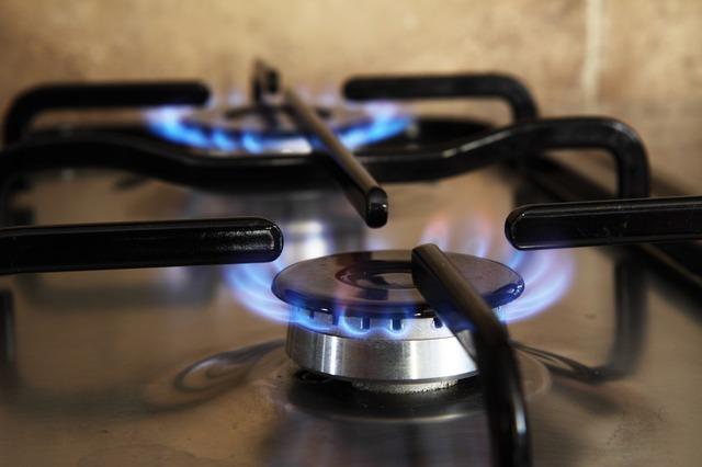 Natural Gas Photo - Public Domain