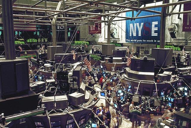 New York Stock Exchange - Public Domain