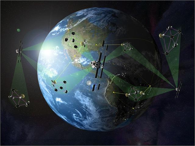 Satellites - Public Domain