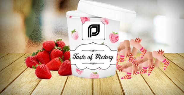 Taste Of Victory Ice Cream