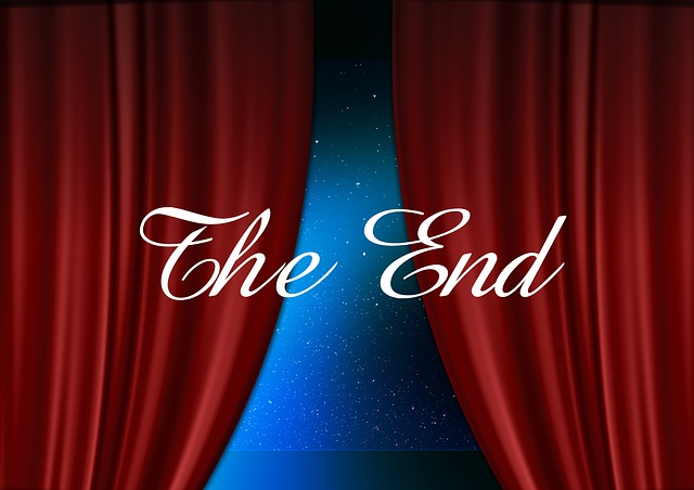 The End - Public Domain