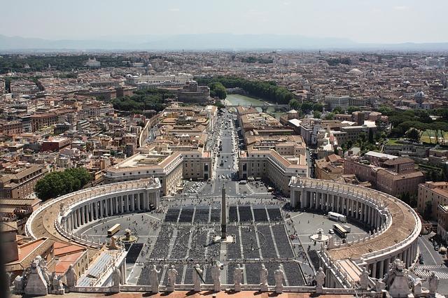 Vatican - Public Domain
