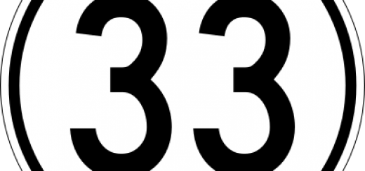 33 Sign