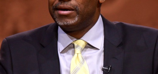 Ben Carson - Photo from Wikimedia