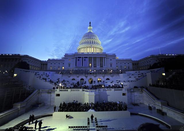 Capitol Building - Public Domain