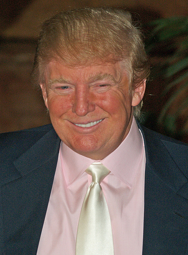 Donald Trump Going To Run For President In 2012
