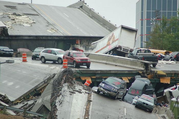 Earthquake United States