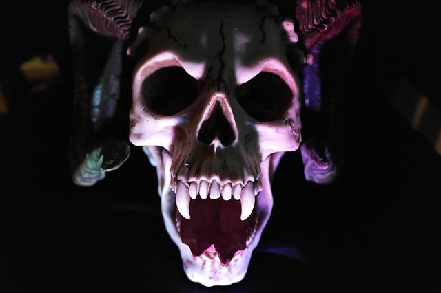Evil Demon Demonic - Public Domain