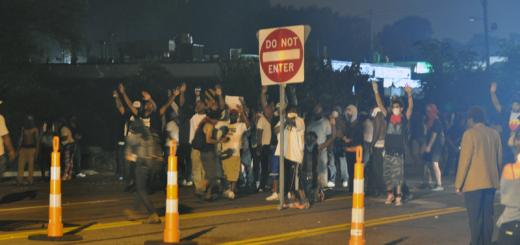 Ferguson Civil Unrest - Photo by Loavesofbread