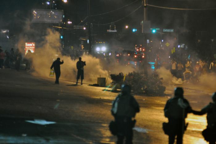 Ferguson Unrest - Photo by Loavesofbread