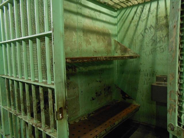 Jail - Public Domain