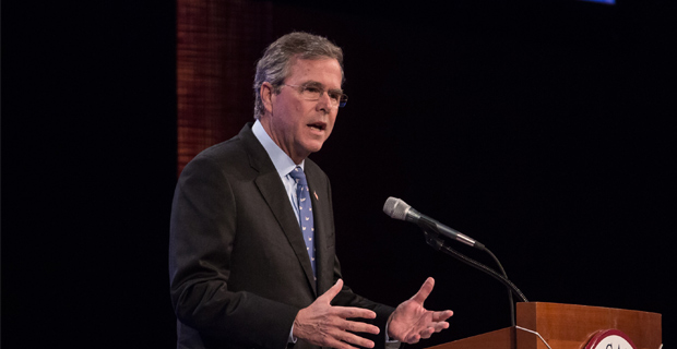 Jeb Bush - Photo by John Pemble on Flickr