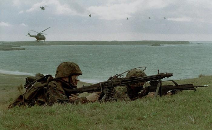 NATO Troops - Public Domain