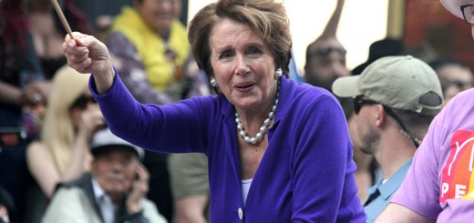 Nancy Pelosi - Photo by Quinn Dombrowski