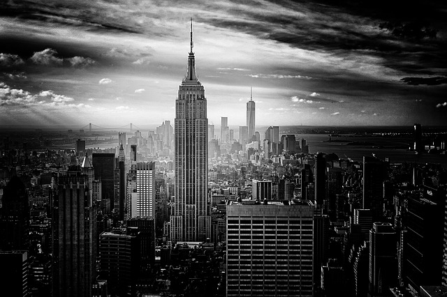 New York City Empire State Building - Public Domain