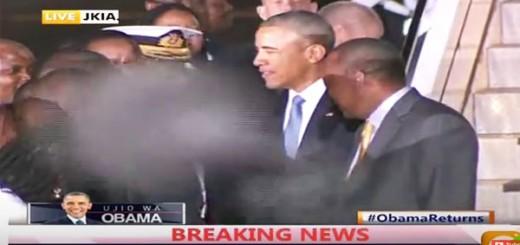 Obama Mystery Demon - Kenya CitizenTV