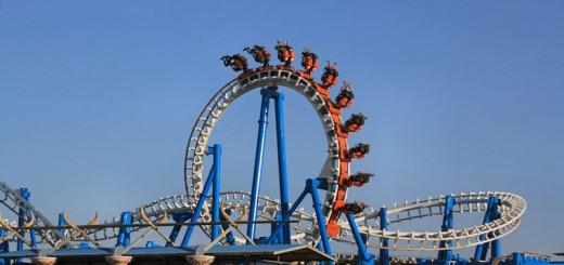 Roller Coaster - Photo by Neukoln