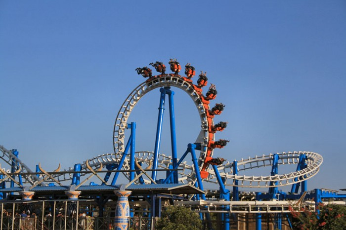 Roller Coaster - Photo by Neukoln