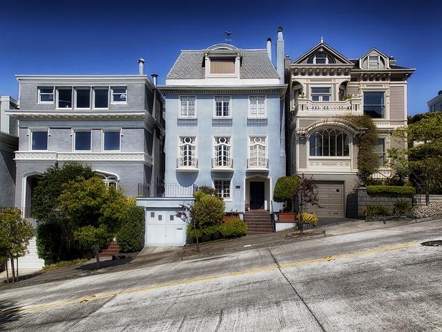 San Francisco - Public Domain