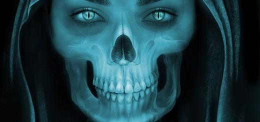 Skull Demon - Public Domain