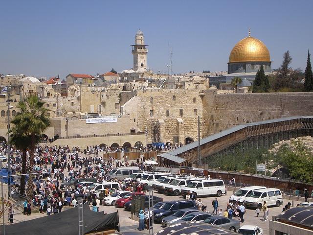 Temple Mount - Public Domain