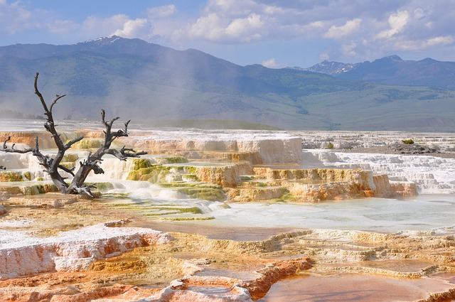 Yellowstone - Public Domain