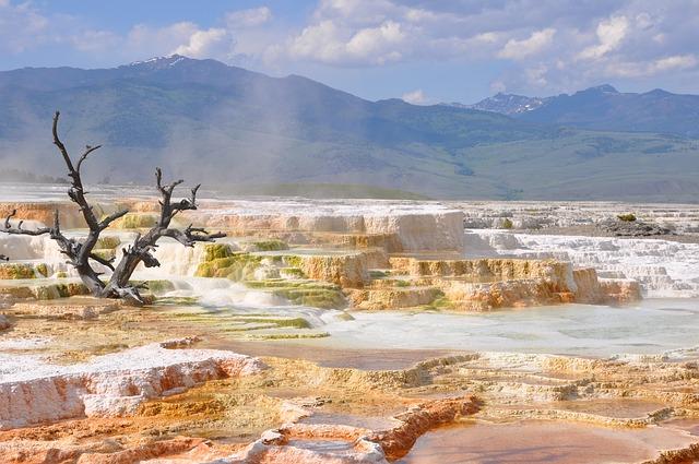 Yellowstone - Public Domain