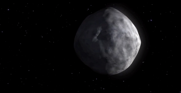 asteroid - gfsc,Flickr