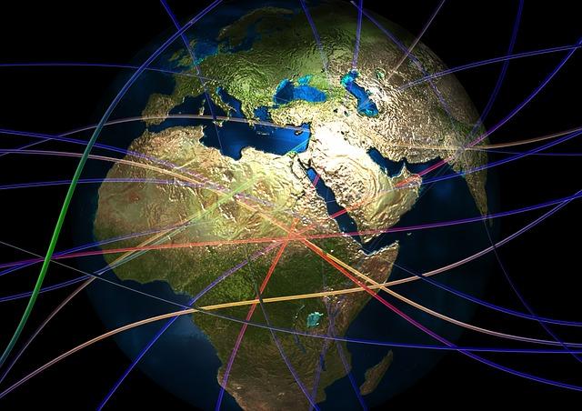 Globe Interconnectedness