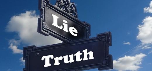 Lie Truth - Public Domain
