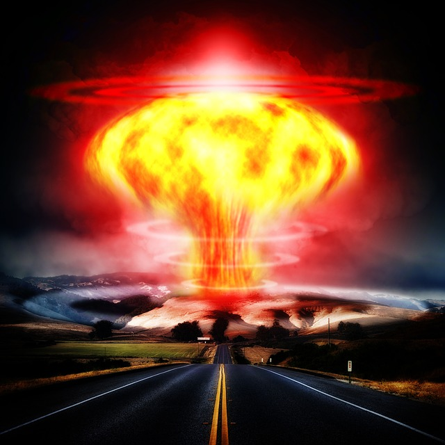 Nuclear Explosion - Public Domain