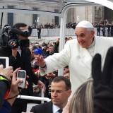 Pope Francis - Public Domain