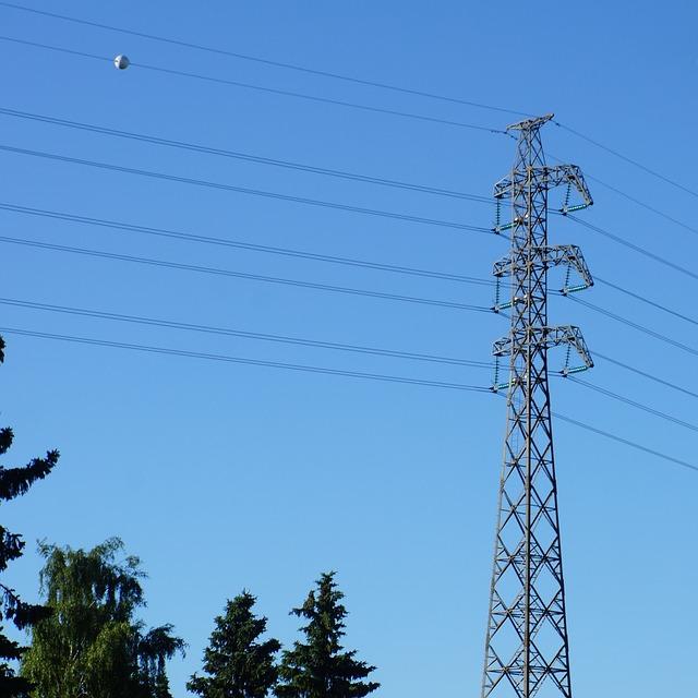 Power Grid - Public Domain