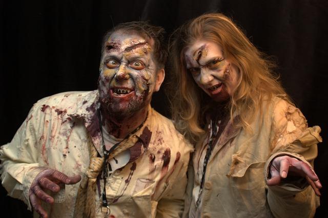 Zombies - Public Domain