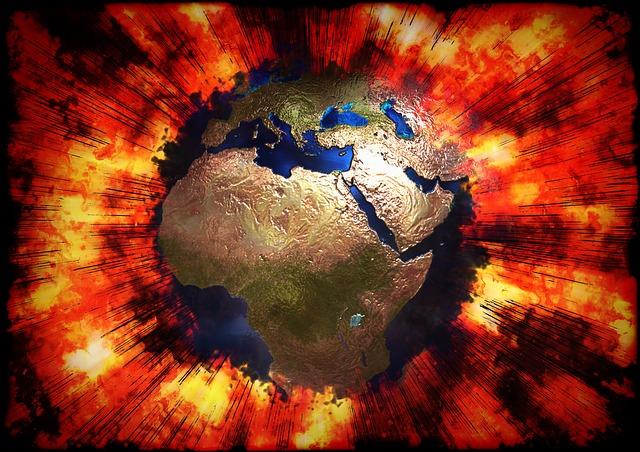 Global Financial Meltdown - Public Domain