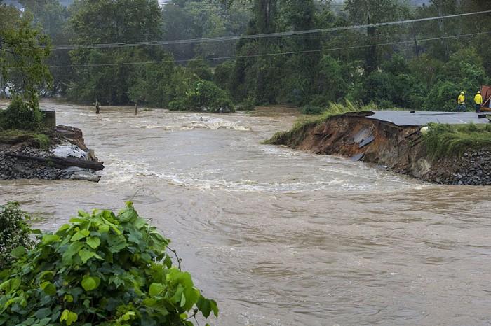 South Carolina Flood 2015
