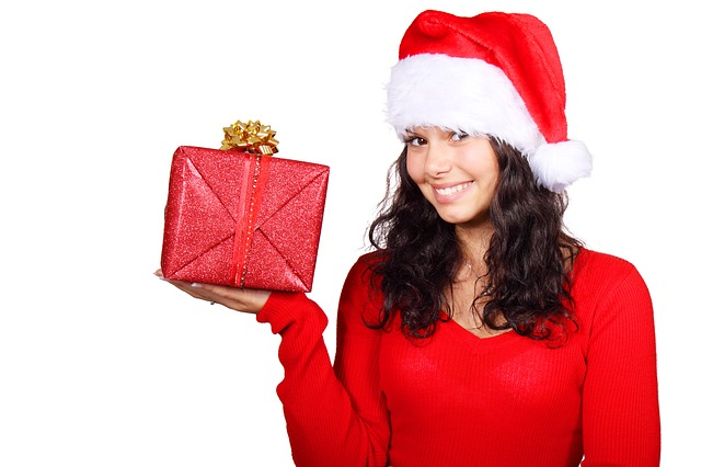 Christmas Gift - Public Domain