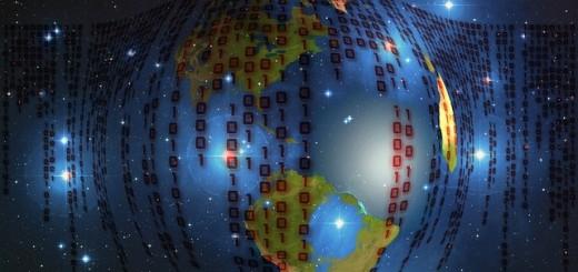 Globe Matrix - Public Domain