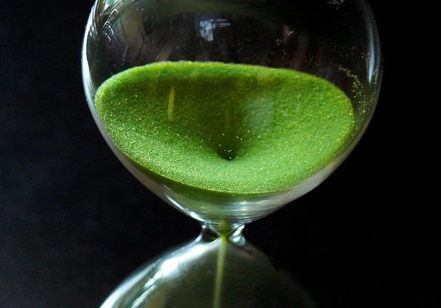 Hourglass - Public Domain