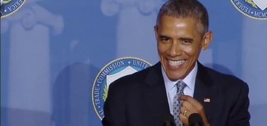 Obama - Public Domain