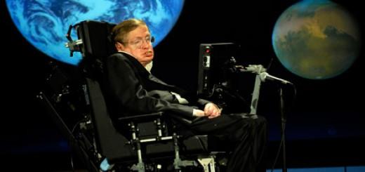 Stephen Hawking - Public Domain