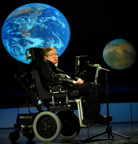 Stephen Hawking: There is no God and the theory of evolution better explains the origin of life