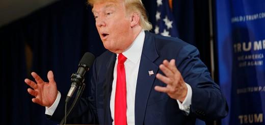 Donald Trump - Photo by Michael Vadon