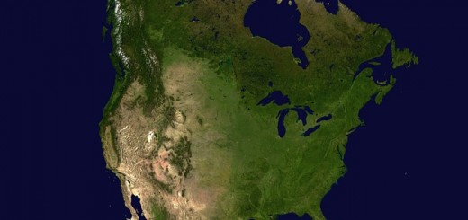 North America - Public Domain